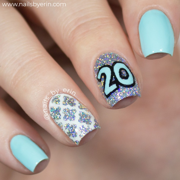My 20th Birthday Nails | NailsByErin