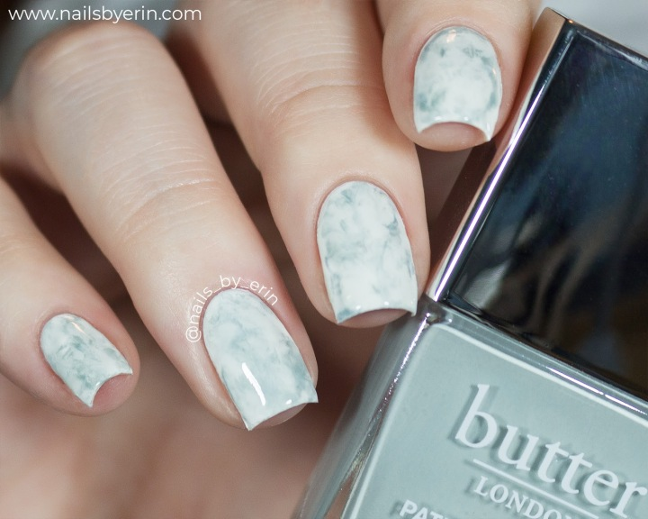 Ariana Grande Cloud Sweetener Nails | NailsByErin