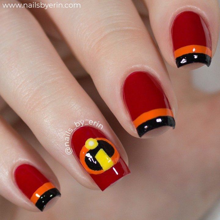 "Disney's ""The Incredibles"" Nails 