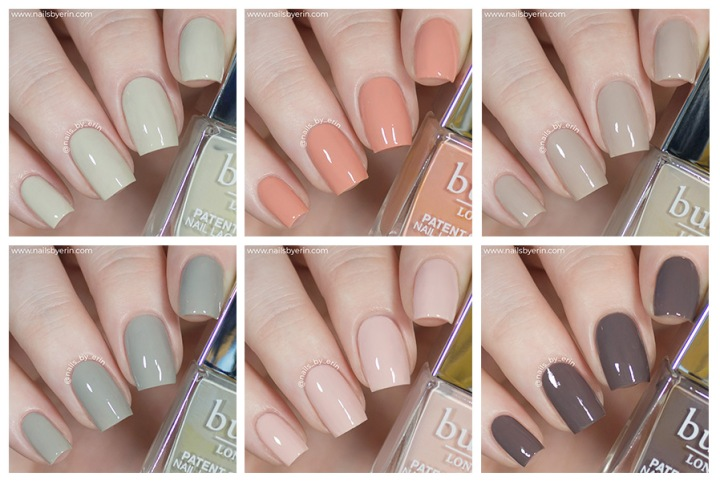 butter London Springtime Romance Collection | Swatches and Review