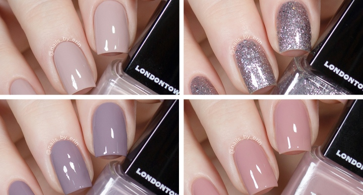 Londontown Modern Opulence Collection | Swatch and Review