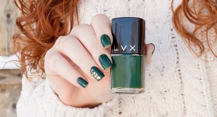 "LVX ""Oasis"" Swatch & Review + Discount Code!"